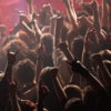 Rock-n-Roll.biz Crowd rocking on the concert