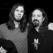 Sean(Smile Empty Soul) and Jerry Danielsen