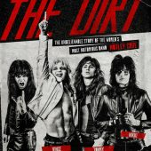 The dirt Motley Crue Poster